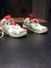 06b5080fbc2d Nike Air Jordan Retro 6 VI Children Shoes Size 13c (348666-113)