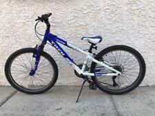"Trek MT 220 blue/white 24"" Mountain Bike Youth"