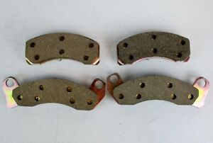 NEW Genuine Ford Lincoln Front Disc Brake Pads Brake Pad Set of 2