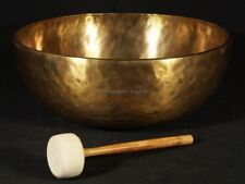 Himalayan Singing bowl large able to stand inside-Healing vibration and sounds