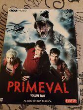 Primeval - Volume 2 (DVD, 2009, 3-Disc Set)
