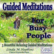 Meditaciones Guiadas para las personas CD-Para relajarse - 3 corto Meditaciones