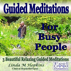 Guided Meditation CD Guided Meditation CD For Busy People to Relax and Unwind