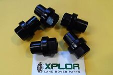 RANGE ROVER 2002 -up to 5A99999 SET OF FIVE WHEEL NUTS RRD000011