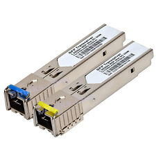 3km WDM (BiDi) SFP 1.25G DDM .SC. GLC-BX-D GLC-BX-U 1310/1550 Cisco transceiver