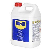 (5,79 €/L) 5 Liter WD 40 Rostlöser Reiniger Schmiermittel Kontaktspray 60091314