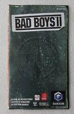 Nintendo GameCube ~ Bad Boys II ~ Instruction Manual / Booklet Only