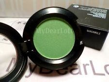 MAC COSMETICS Eyeshadow GUACAMOLE (Light Green Golden Shimmer) 'By Request' NIB