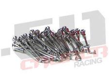Spokes Heavy Duty Honda 50cc Pit Dirt Bike Part Kit 10in Wheel XR CRF Z 50 Rim