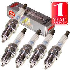 NGK Laser Platinum Spark Plugs (x5) PTR5A-10 5055 Ford Escort 1.8 XR3i 16V 4x4