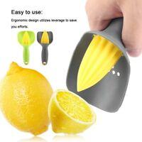 Fruit Lemon Squeezer Juicer Lime Citrus Orange Press Hand Reamer Kitchen Tool