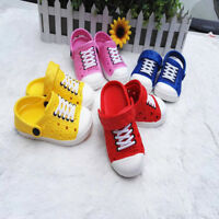 Kid Toddler Child Boy Girl Croc Caterpillar Summer Beach Sandal Slipper Shoes