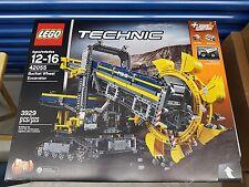 LEGO Technic 42055 Bucket Wheel Excavator 3929 pcs 2-in-1 BRAND NEW SEALED