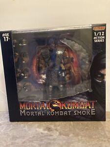 Human Smoke Mortal Kombat NYCC CLEAN Con Storm collectibles Ninja Figure NEW MK