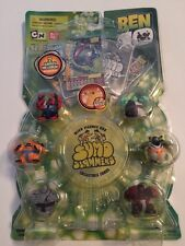 NEW Ben 10 Series 2 Sumo Slammers Game Collectible Cards Alien Figures by Bandai