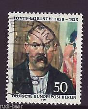Berlín nº 509 Vandersanden. Lovis Corinth pintor