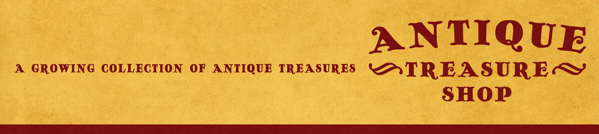 Antique Treasure Shop