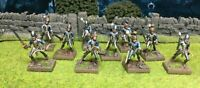 Well Painted Elf Scouts Unit - Mantic Kings of War #2