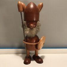 VTG Danish Viking Hans Bolling Mid Century Figurine LARGE