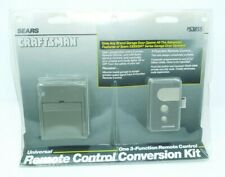 GENUINE NOS Craftsman Garage Door Remote Control Conversion Kit #53855