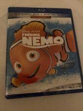 Finding Nemo Blu-ray + Dvd + Digital Code New Sealed