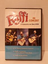 Raffi - Raffi In Concert (DVD, 2002)