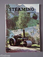 Steaming National Traction Engine Magazine Vol.23 No.1 December 1979