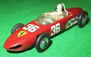 Corgi Toys 154 Ferrari Sharknose Formula 1 Car VGC unboxed