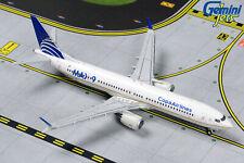 Gemini Jets 1:400 Copa Boeing 737 MAX 9 HP-9901CMP GJCMP1820 IN STOCK
