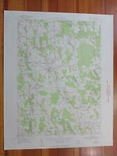Hannibal New York 1955 Original Vintage USGS Topo Map