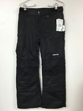 Arctix Youth Snow Pants with Reinforced Knees and Seat Black Large NWT
