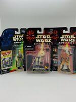 VINTAGE Lot Of 3 Star Wars Action Figures  **NIB** #3