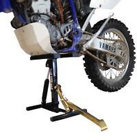 POWERSTANDS RACING MX LIFT STAND W/DAMPER 00-00114-02