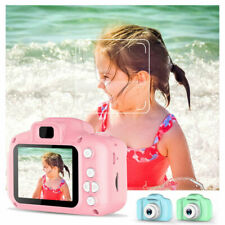 Kids Digital Full HD Camera Waterproof Colorful Display Camera For Children Gift