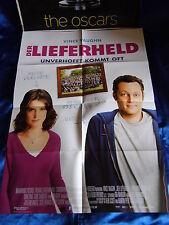 Der LIEFERHELD Unverhoft kommt oft -Vince Vaughn-Poster A1(59x84 Film-Plakat F5d