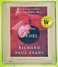 Finding Noel by Richard Evans (CD, Unabridged) NEW