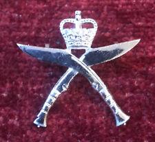 6th Gurkha Regiment cap badge