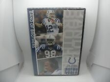 Band Of Brothers 2013 Indianapolis Colts DVD Brand New LOC # B80