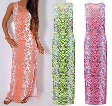 Animal Print Regular Size Sleeveless Dresses for Women