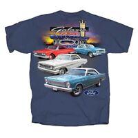 Ford Classic Galaxie Mens T shirt