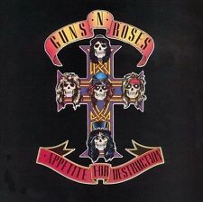 Appetite for Destruction by Guns N' Roses (CD 1990, Geffen) NM CONDITION GnR