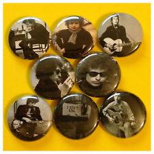 BOB DYLAN 8 buttons pinbacks badges BLONDE ON BLONDE