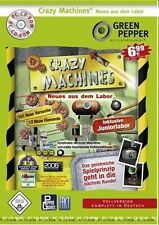 CRAZY MACHINES - NEUES AUS DEM LABOR | Green Pepper | PC | NEU & SOFORT