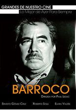BARROCO (1989) ERNESTO GOMEZ CRUZ NEW DVD