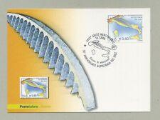 AUTOSTRADA DEL SOLE  CARTOLINA FILATELICA 2006 - MAXICARD