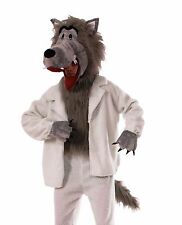 Wolf in Sheeps Clothing Costume Adult Comical Funny Plush Furry Humorous Mascot