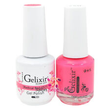 GELIXIR Soak Off Gel Polish Duo Set (Gel + Matching Lacquer) - 057
