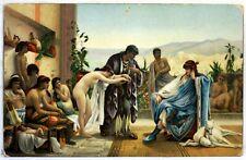 CPA Victor Giraud - Le Marchand d'Esclaves Postcard 2283