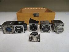 Lot of 6 HP Laser Optics - Retroreflectors/Benders/Turning/Etc. - FV31
