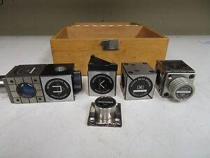 HP Laser Optics 10556A,10558A - Retroreflectors/Benders/Turning/Etc. - FV31